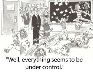 Class control