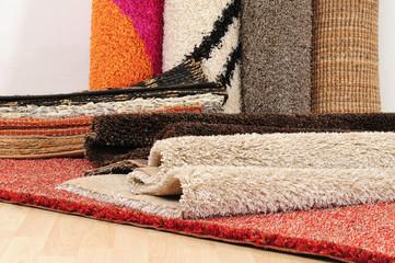 Carpets.