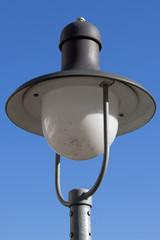 Alte Strassenlampe