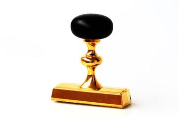 Goldstempel