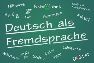 Deutsch als Fremdsprache  #120301-002