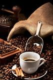 Fototapety caffè nero