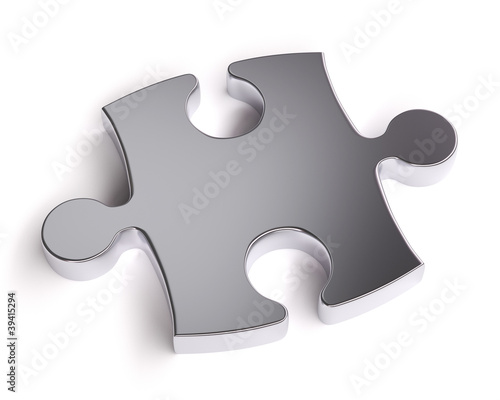 Puzzle Silber