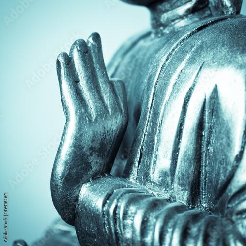 Hand von Buddha
