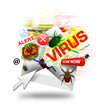Internet Email Virus Infection Letter