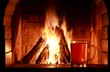 fireplace beer