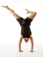 Two Hand Stand