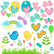 Kocham ptaki