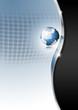 Globe Business Background
