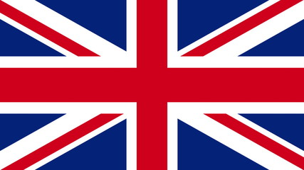 Painting Flag - UK