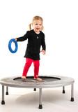 Fototapety Kind auf Trampolin