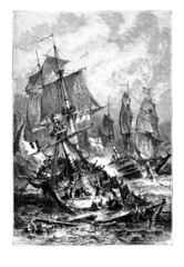 Naval Battle 18th