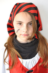 déguisement carnaval enfant pirate