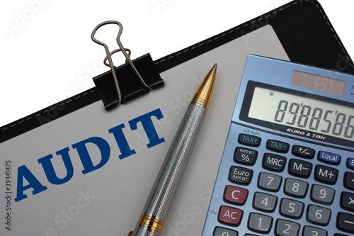 Audit - Rapport financier