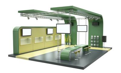 Tradeshow stand