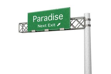 Nächste Ausfahrt - Paradise