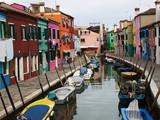 Burano's houses in Venice, Italy - 39442271