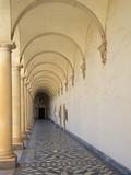 Arch gallery at the Certosa di San Martino - 39442274