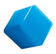 Customizable 3d cube