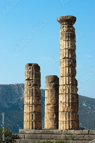 Temple of Apollo, Delfi