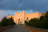 Fototapeta royal castle, Lublin, Poland