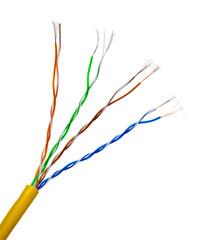 Kabel Netzwerk © Matthias Buehner