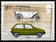 Motor Car Postage Stamp