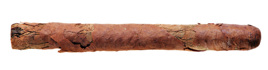 Old Cuban cigar