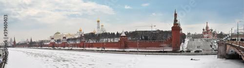 Fototapete Rußland - Brücke - Historische Bauten