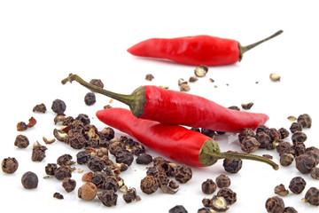 Chili mit Pfeffer