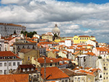 Portugal. Panorama of Lisbon
