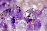 amethyst makro, Kristalllandschaft - 39463691