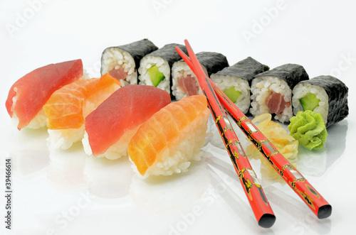 Fototapeten,sushi,fisch,essen,gesunde