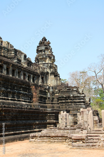 Palace in Angkor Thom