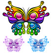 Colorful butterflies 5