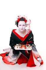 Geisha Sushi offers