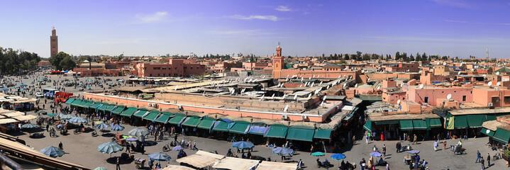 Marrakech - Place Jamma El Fna