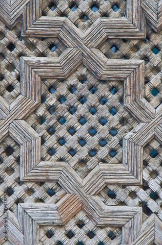 Bou Inania Madrasa at Fez, Morocco