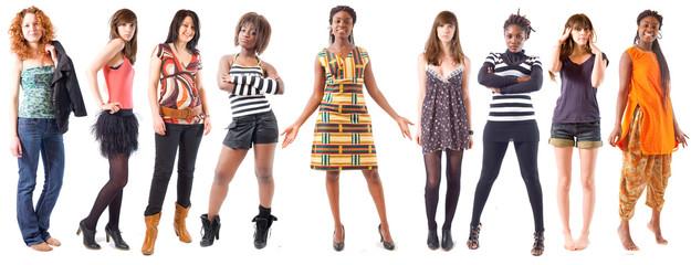 groupe feminin