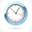 Glossy Clock