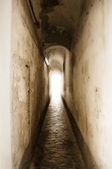 luce alla fine del tunnel