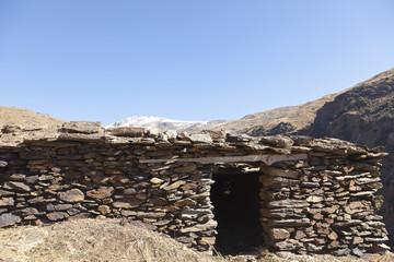 Refugio en la sierra de Granada