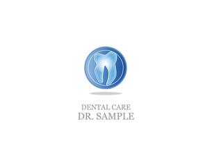 Zahnarzt Logo und Dental Labor