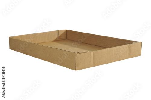 Corrugated cardboard box - 39488444
