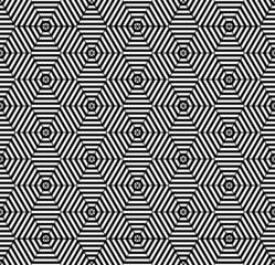 Seamless pattern with diamond elements.