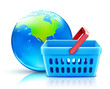 Global shopping concept