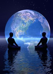 Meditation for earth