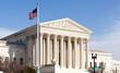 Leinwandbild Motiv Supreme Court Washington DC USA