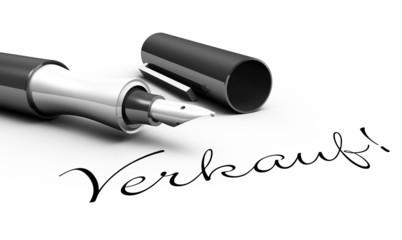 Verkauf! - Stift Konzept