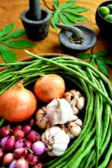 Vegetable of Indonesia